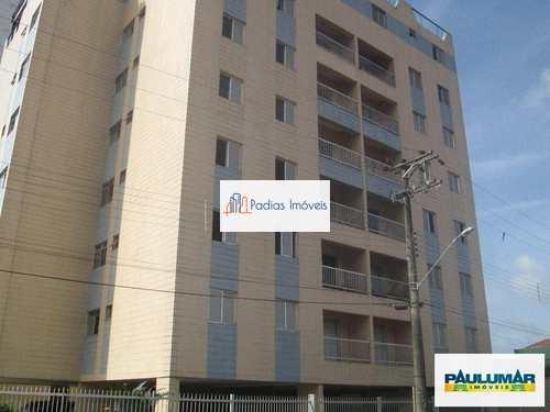 Apartamento, código 857464 em Mongaguá, bairro Vera Cruz