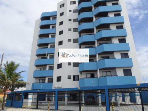 Apartamento, código 857470 em Mongaguá, bairro Agenor de Campos