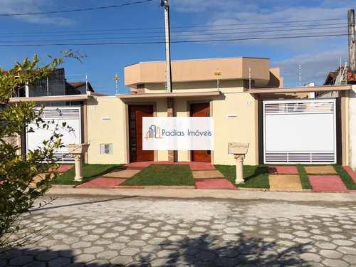 Casa, código 857500 em Itanhaém, bairro Cibratel II