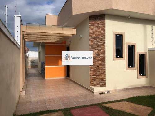 Casa, código 857662 em Itanhaém, bairro Cibratel II