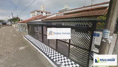 Casa, código 857811 em Mongaguá, bairro Vila São Paulo