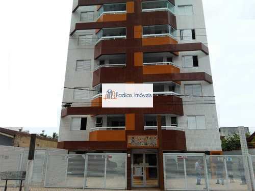 Apartamento, código 857819 em Mongaguá, bairro Jardim Marina