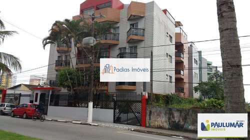 Apartamento, código 857825 em Mongaguá, bairro Jardim Marina