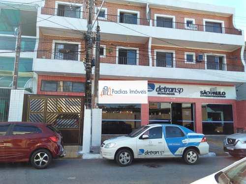 Apartamento, código 857885 em Mongaguá, bairro Centro