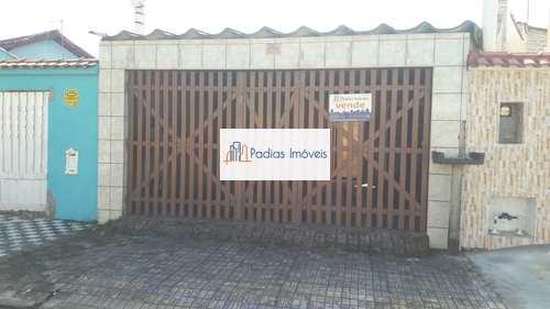 Casa, código 857938 em Mongaguá, bairro Agenor de Campos
