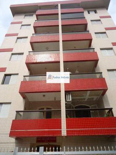 Apartamento, código 857943 em Mongaguá, bairro Centro