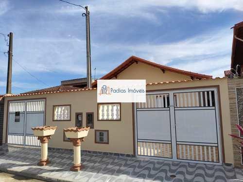 Casa, código 857948 em Mongaguá, bairro Balneário Plataforma