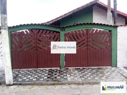 Casa, código 857963 em Mongaguá, bairro Jardim Praia Grande