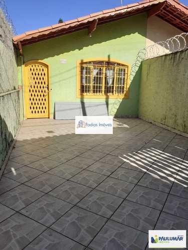 Casa, código 857969 em Mongaguá, bairro Jardim Praia Grande