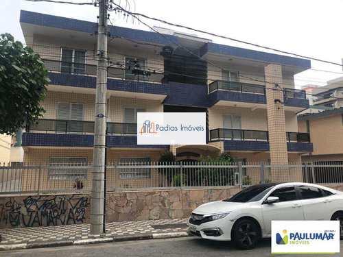 Apartamento, código 858008 em Mongaguá, bairro Centro