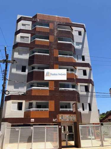 Apartamento, código 858119 em Mongaguá, bairro Jardim Marina