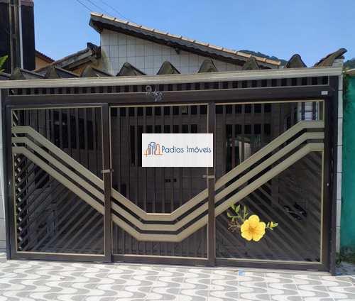 Casa, código 858134 em Mongaguá, bairro Vila Vera Cruz