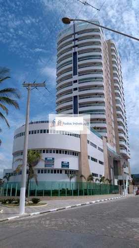 Apartamento, código 858154 em Mongaguá, bairro Jardim Aguapeu