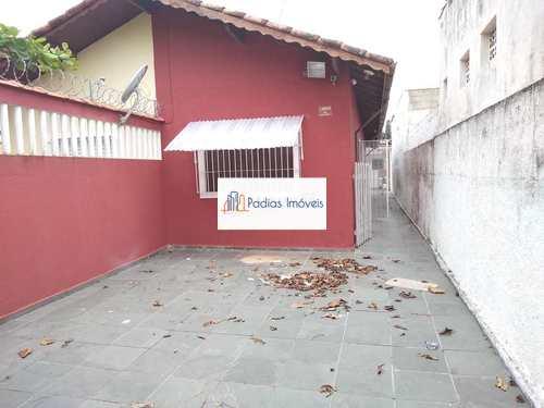Casa, código 858310 em Mongaguá, bairro Agenor de Campos