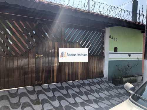 Casa, código 858385 em Mongaguá, bairro Vila Oceanopolis