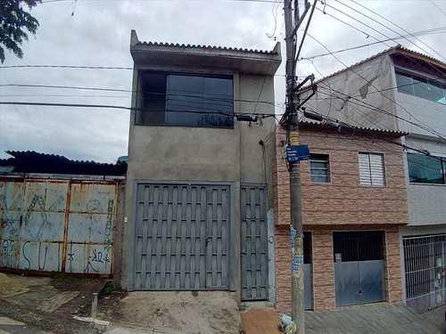 Casa, código 11126 em São Paulo, bairro Jardim Vera Cruz(Zona Leste)