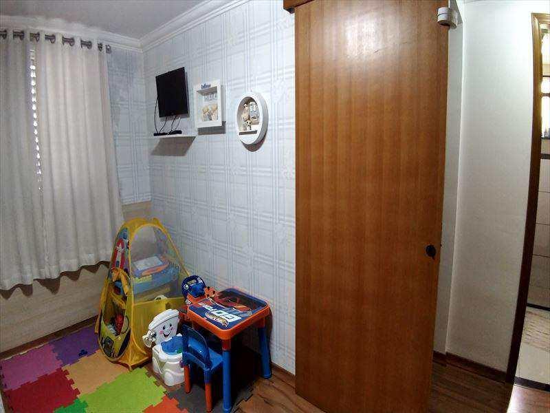 Apartamento em São Paulo, bairro Cidade São Mateus