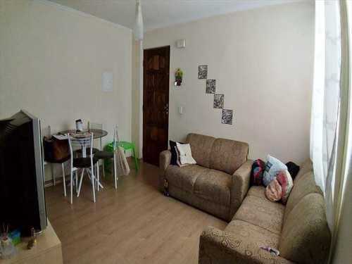 Apartamento, código 11120 em São Paulo, bairro Cidade Satélite Santa Bárbara