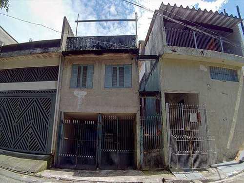 Casa, código 11116 em São Paulo, bairro Parque Boa Esperança