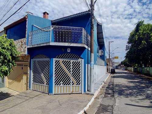 Sobrado, código 11115 em São Paulo, bairro Jardim Rodolfo Pirani