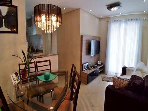 Apartamento, código 11112 em Santo André, bairro Parque Erasmo Assunção