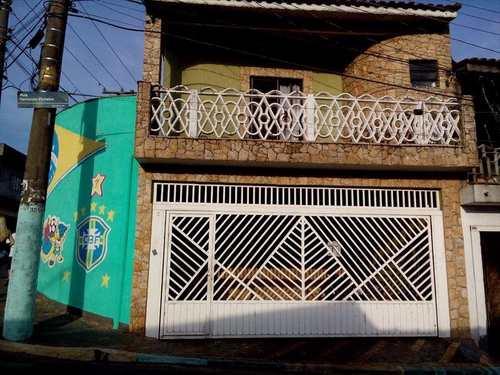 Sobrado, código 11102 em São Paulo, bairro Jardim Santa Adélia