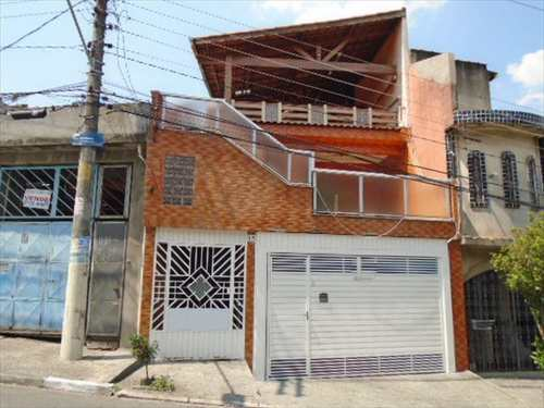 Sobrado, código 11093 em São Paulo, bairro Jardim Dona Sinhá