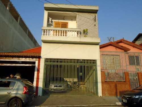 Sobrado, código 11089 em São Paulo, bairro Vila Ester