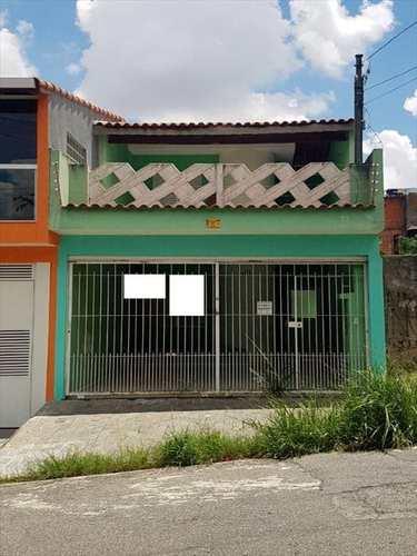 Sobrado, código 11001 em São Paulo, bairro Cidade Satélite Santa Bárbara