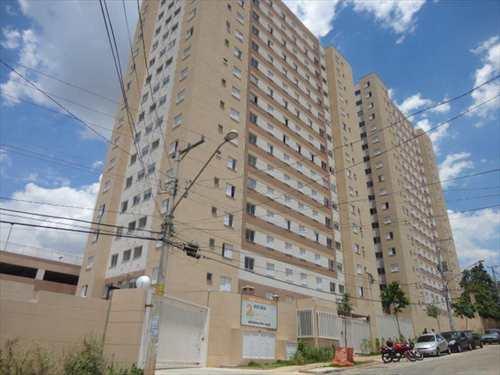 Apartamento, código 10983 em São Paulo, bairro Cidade Satélite Santa Bárbara