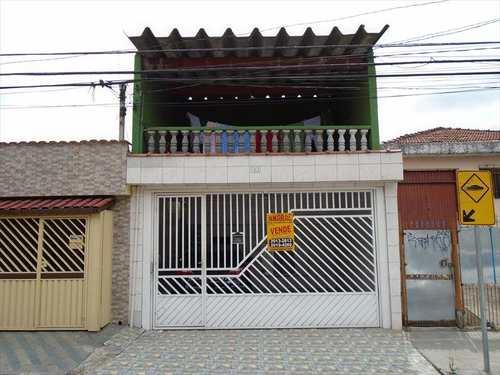 Casa, código 10935 em São Paulo, bairro Parque Colonial