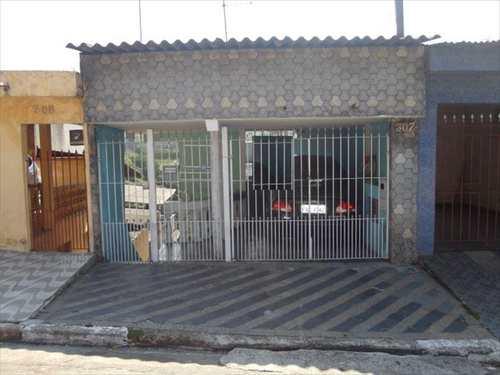 Sobrado, código 10929 em São Paulo, bairro Cidade Satélite Santa Bárbara