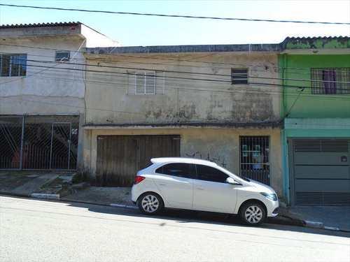 Casa, código 11061 em São Paulo, bairro Cidade Satélite Santa Bárbara