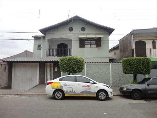 Sobrado, código 10915 em São Paulo, bairro Jardim Rodolfo Pirani