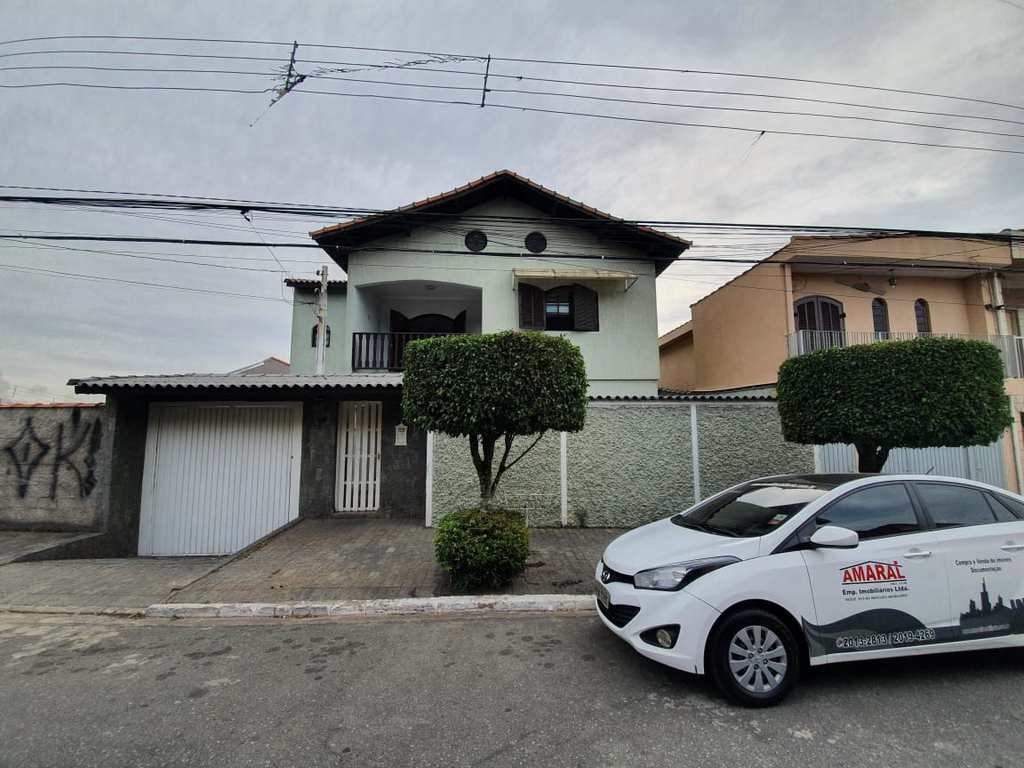 Sobrado em São Paulo, no bairro Jardim Rodolfo Pirani