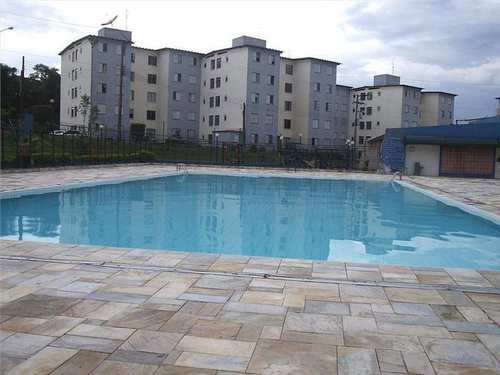Apartamento, código 10882 em São Paulo, bairro Cidade Satélite Santa Bárbara