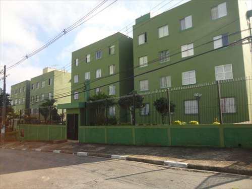 Apartamento, código 10816 em São Paulo, bairro Cidade Satélite Santa Bárbara