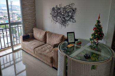 Apartamento, código 10769 em Santo André, bairro Vila Curuçá