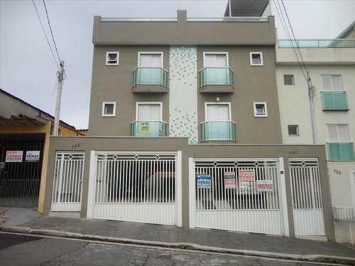 Apartamento, código 10736 em Santo André, bairro Jardim Santo Alberto