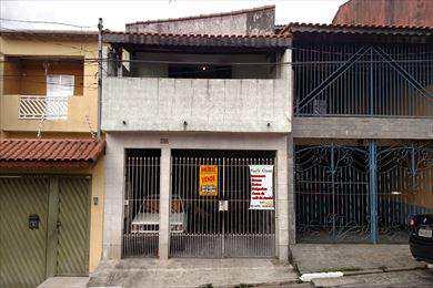 Sobrado, código 10733 em São Paulo, bairro Cidade Satélite Santa Bárbara