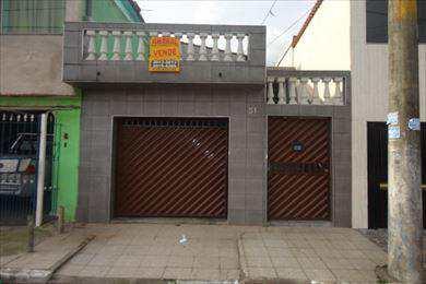 Casa, código 10675 em São Paulo, bairro Parque São Rafael