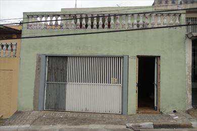 Sobrado, código 10632 em São Paulo, bairro Jardim Catarina