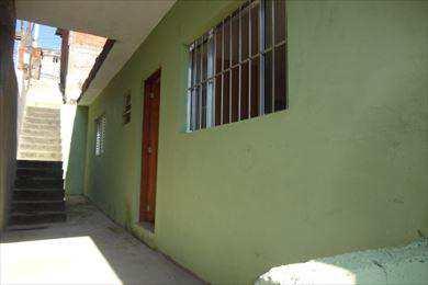 Sobrado, código 10596 em São Paulo, bairro Cidade Satélite Santa Bárbara