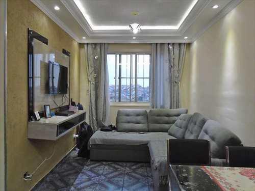 Apartamento, código 10577 em São Paulo, bairro Cidade Satélite Santa Bárbara