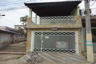Sobrado, código 10551 em São Paulo, bairro Parque São Rafael