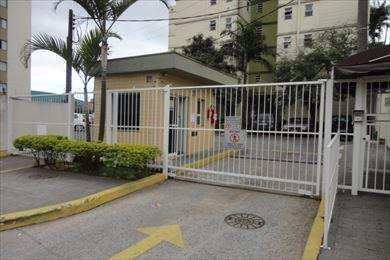 Apartamento, código 10504 em Santo André, bairro Vila Guarará