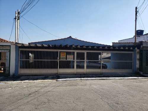 Casa, código 10446 em São Paulo, bairro Parque São Rafael