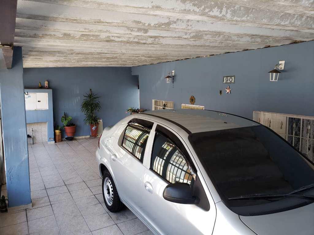 Casa em São Paulo, no bairro Parque São Rafael