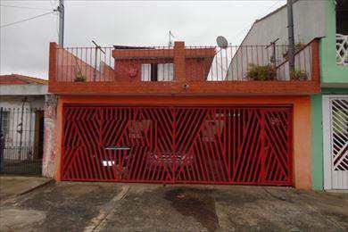 Sobrado, código 10441 em São Paulo, bairro Jardim Santa Adélia