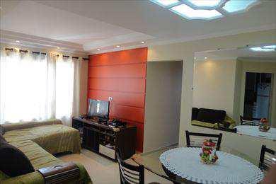 Apartamento, código 10372 em Santo André, bairro Parque Marajoara